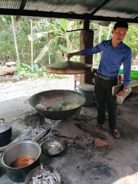 Kochen für 25 Kinder welche nicht nach Hause können